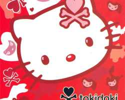 Grosir Selimut INTERNAL - Grosir Selimut Internal Motif Hello Kitty Carmo