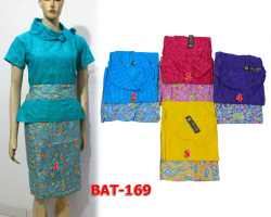 Grosir Fashion BATIK - Bat 169