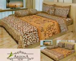 Grosir Sprei INTERNAL - Sprei Dan Bed Cover Internal Motif Arizona