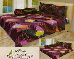 Grosir Sprei INTERNAL - Sprei Dan Bed Cover Internal Motif Galaxy