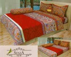 Grosir Sprei INTERNAL - Sprei Dan Bed Cover Internal Motif Senza