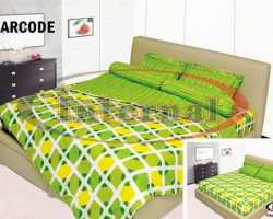 Grosir Sprei INTERNAL - Sprei Dan Bed Cover Internal Motif Barcode