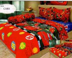 Grosir Sprei INTERNAL - Sprei Dan Bed Cover Internal Motif Cars