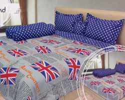 Grosir Sprei INTERNAL - Sprei Dan Bed Cover Internal Motif England