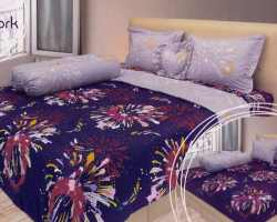 Grosir Sprei INTERNAL - Sprei Dan Bed Cover Internal Motif Firework