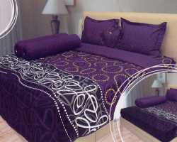 Grosir Sprei INTERNAL - Sprei Dan Bed Cover Internal Motif Fosfor