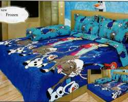 Grosir Sprei INTERNAL - Sprei Dan Bed Cover Internal Motif Frozen