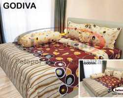 Grosir Sprei INTERNAL - Sprei Dan Bed Cover Internal Motif Godiva