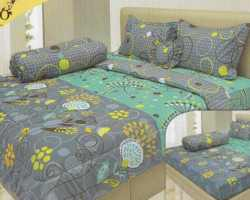 Grosir Sprei INTERNAL - Sprei Dan Bed Cover Internal Motif Kenzo