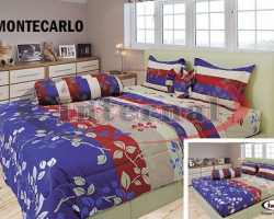 Grosir Sprei INTERNAL - Sprei Dan Bed Cover Internal Motif Montecarlo