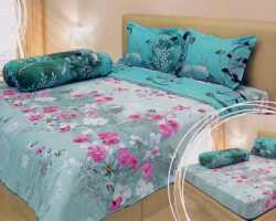 Grosir Sprei INTERNAL - Sprei Dan Bed Cover Internal Motif Olivia