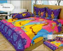 Grosir Sprei INTERNAL - Sprei Dan Bed Cover Internal Motif Princess