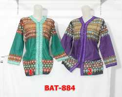 Grosir Fashion BATIK - Bat 884