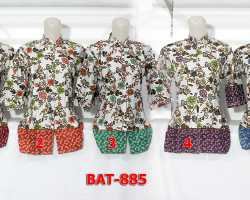 Grosir Fashion BATIK - Bat 885
