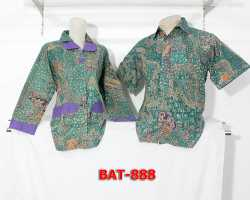 Grosir Fashion BATIK - Bat 888