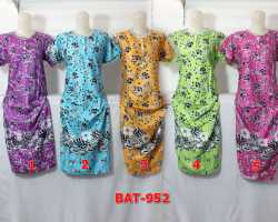 Grosir Fashion BATIK - Bat 952