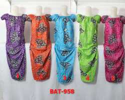 Grosir Fashion BATIK - Bat 958