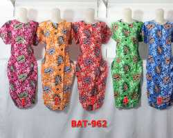 Grosir Fashion BATIK - Bat 962