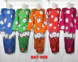 Grosir Fashion BATIK - Bat 968