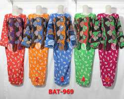 Grosir Fashion BATIK - Bat 969