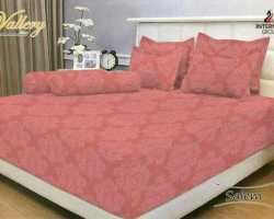 Grosir Sprei VALLERY - Sprei Dan Bed Cover Vallery Salem