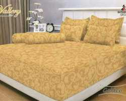 Grosir Sprei VALLERY - Sprei Dan Bed Cover Vallery Golden