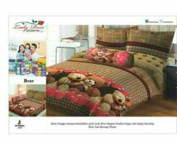 Grosir Sprei LADY ROSE - Grosir Sprei Lady Rose Bear