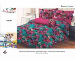 Grosir Sprei LADY ROSE - Grosir Sprei Lady Rose Femina