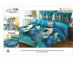 Grosir Sprei LADY ROSE - Grosir Sprei Lady Rose Penguin