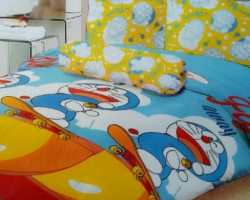 Grosir Sprei INTERNAL - doraemon-1510113813