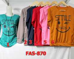 Grosir Edisi FASHION - Fas 870