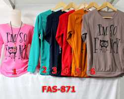 Grosir Edisi FASHION - Fas 871