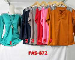 Grosir Edisi FASHION - Fas 872