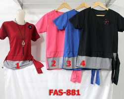 Grosir Edisi FASHION - Fas 881