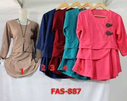 Grosir Edisi FASHION - Fas 887
