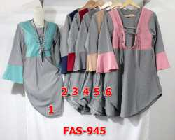 Grosir Edisi FASHION - Fas 945