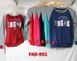 Grosir Edisi FASHION - Fas 951