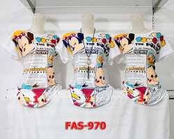 Grosir Edisi FASHION - Fas 970
