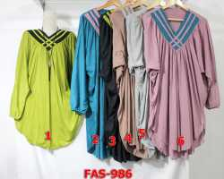 Grosir Edisi FASHION - Fas 986