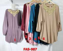 Grosir Edisi FASHION - Fas 987