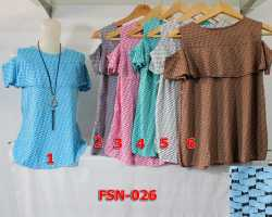 Grosir Edisi FASHION - Fsn 026