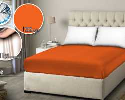 Grosir SPREI WATER PROOF MONALISA - Orange