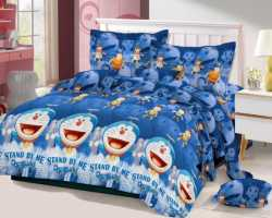 Grosir Sprei FAIRMONT - Grosir Sprei Fairmont Motif Doraemon Stand By Me
