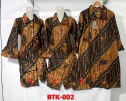Grosir Fashion BATIK - Btk 002