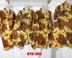 Grosir Fashion BATIK - Btk 003