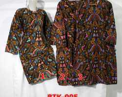 Grosir Fashion BATIK - Btk 005
