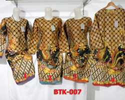 Grosir Fashion BATIK - Btk 007