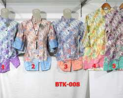 Grosir Fashion BATIK - Btk 008