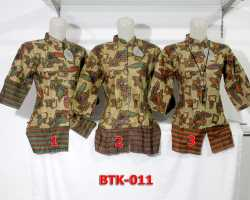 Grosir Fashion BATIK - Btk 011