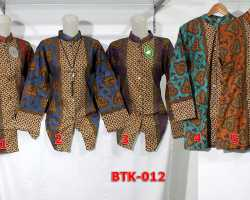 Grosir Fashion BATIK - Btk 012